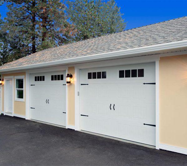 Steel-Craft Insulated Steel Garage Doors