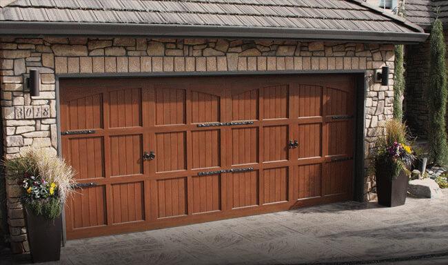 Aluminum & Legacy Residential Garage Doors