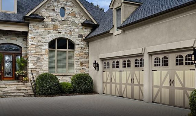 Amarr Carriage House Steel & Legacy Residential Garage Doors