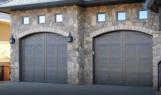 door carriage model and chi models doors house garage