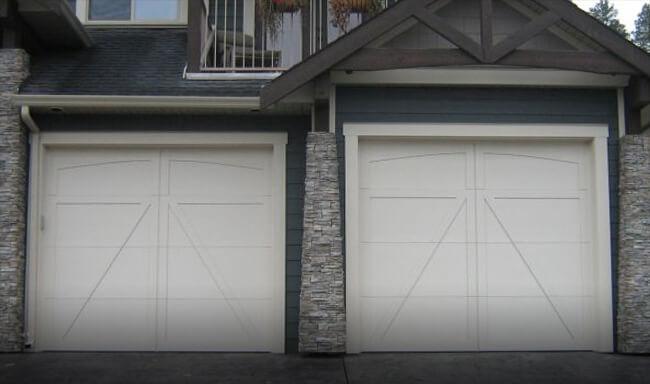 Legacy Residential Garage Doors