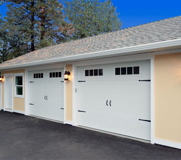Steel-Craft Insulated Steel Garage Doors