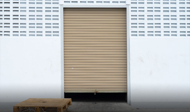 Legacy Commercial Garage Doors