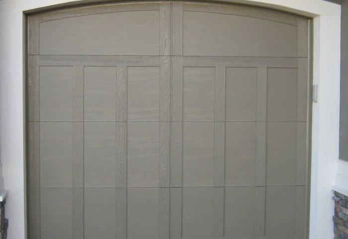 Custom 102 Ar Legacy Garage Doors