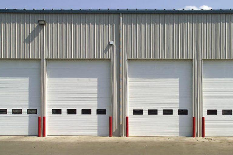 Model Td134 Legacy Garage Doors